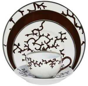 Raynaud Cristobal Chocolate Dessert Plate