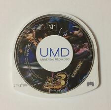 USED PSP Disc Only Monster Hunter Portable 3rd PSP the Best JAPAN import game