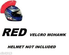 red hook loop motorcycle mohawk dirtbike BMX mx quad mohawk helmet NOT INCLUDED