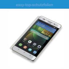 Mediacom PhonePad Duo X530U  - 3x easy-top Anti-Shock Schutzfolie - crystal clea