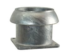 Perrot KKV auf Flansch verzinkt für Schieber, Beregnung, Biogas,,Güllefass,Gülle