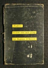 1959 HUGHIE by Eugene O'Neill HC/DJ VG/GD 2nd Yale University Edition