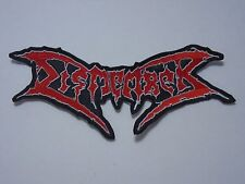 DISMEMBER DEATH METAL BIG EMBROIDERED PATCH