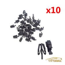 10X Grille Nylon Clip Retainer For Honda Mitsubishi Toyota Isuzu 8942180270