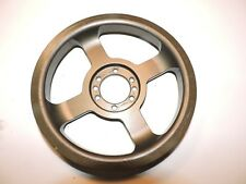 "CV Power Steering serpentine pulley aluminum 6"" OD NASCAR ARCA"