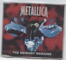 Metallica-The memory Remains CD 1 CD SINGLE
