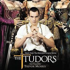 SOUNDTRACK-TUDORS, THE CD NEW