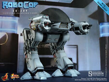 Hot Toys 1987 Robocop Classic OCP ED-209 1/6 Scale Figure with Sound MMS-204