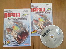 Rapala Tournament Fishing / Jeu Wii / Complet