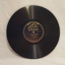 Victor Record 78 RPM Creole Belles Hiawatha Military Band 17252 A B Sousa