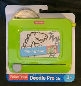 Fisher-Price DoodlePro, Clip-on GREEN (AB2-4)