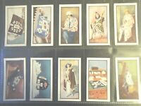 1925 PRIZES FOR NEEDLEWORK money awards Tobacco Card Set of 25 cards lot vintage
