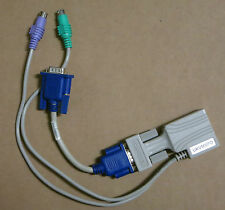 Raritan ukvmspd Paragon Series-Z CIM RJ45 PS/2 Mouse Y Teclado vga UK