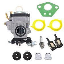 Replace Carburetor Kit Fit Earthquake E43 E43WC E43CE Auger MC43 MC43E MC43CE
