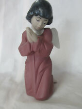 NAO BY LLADRO DAILY PRAYERS #2027 BRAND NEW IN BOX ANGEL GIRL PRAYING X-MAS F/SH