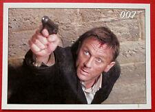 JAMES BOND - Quantum of Solace - Card #009 - Bond Kills Mitchell