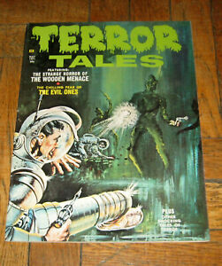 TERROR TALES  VOL. 3  NO. 3  MAY 1971  EERIE PUBL.