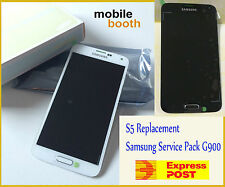 Samsung Galaxy S5 G900i LCD Digitizer Touch Screen Assembly Replacement Black