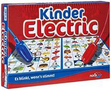 Noris Spiele Kinder Electric Kinderspiel Spielzeug Partyspiel Lernspiel Party
