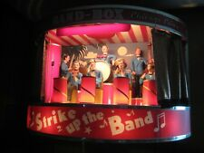 New ListingChicago Coin Band Box Strike Up The Band Wall Mount 1952