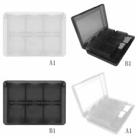 24 DS for Nintendo Switch Black Game Card Case Holder