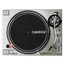Reloop RP-7000 Mk2 Silver DJ Vinyl Deck Turntable Direct Drive MKII *Latest Vers