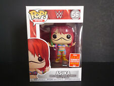 Funko Pop! WWE Asuka SDCC 2018 Summer Convention Limited Edition