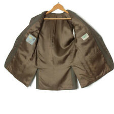 Vintage Magee Ireland Jacket Size 40 40R Mens Brown Check Irish+ tweed Wool Coat