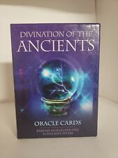 Divination Of The Ancients Oracle cards Wiccan Paganism