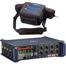 Zoom F8n Multi Track Field Recorder With Zoom Pcf-8 Protective Case