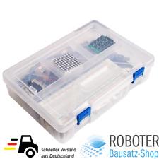 Starter Kit für Arduino UNO R3 RFID im Kunststoffkasten