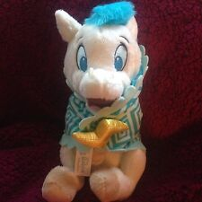 """Disney Parks 10"""" Baby Pegasus In Blanket Disney Babies Plush New With Tags"""