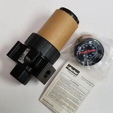 Parker 07R218AC Pneumatic Regulator 160 psi / 250 psi max