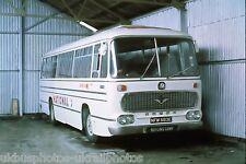 Crosville NFM683E 16/05/76 Holyhead Garage Bus Photo