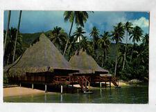 MAHAREPA / MOOREA (POLYNESIE) HOTEL BALI HAI