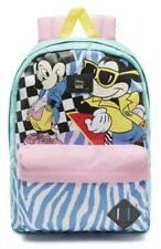 2071163d1a59 NWT VANS Disney Old Skool II BACKPACK School Book Bag MICKEY S 90TH Minnie  New