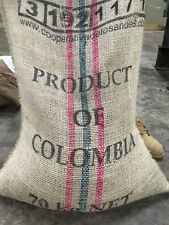 5 Pounds Excelso Colombian Green Coffee Beans, Screen size 15/16