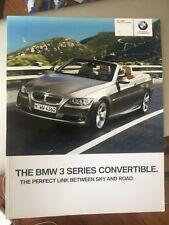 2010 BMW 3Series Convertible