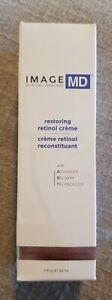 Image Md Restoring Retinol Creme With ADT 1 oz 30 ml NIB best by 11/19