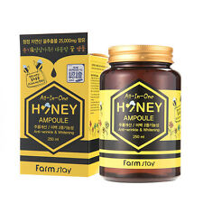 Farm stay All In One Honey Ampoule 8.45Oz Propolis Royal jelly Anti-Wrinkle