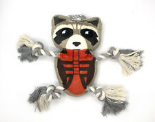 Guardians of the Galaxy Rocket Raccoon Dog Rope Toy