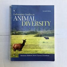 Laboratory Studies in Animal Diversity 7th Edition