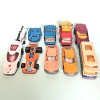 Matchbox Superfast Joblot Of 10 Models In Varying Conditon Most Very Good! 1970s