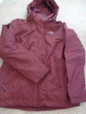 The North Face W Evolution II TRI womens sample jacket coat Size M NEW+TAGS