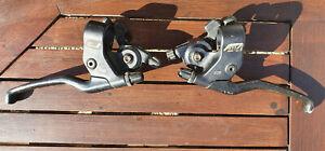Shimano Deore DX ST-M070 Schalt / Bremshebel Retro `90, 3x7Fach