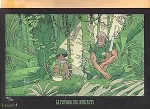 HIRN - LE POUVOIR DES INNOCENTS 5 (SERIGRAPHIE N°/Signé) NEUF