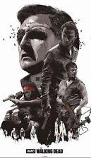 THE Walking Dead da Grzegorz domaradzki. EDIZIONE LIMITATA STAMPA. gabz HCG