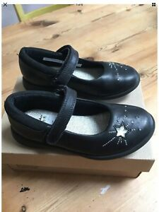 Clarks Childrens Shoes 10 F