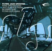 Various Artists - Flying Jazz Grooves - Various Artists CD XBLN The Fast Free