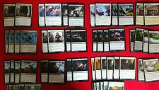 MTG Budget Modern Black White Tribal Vampire Ally Deck March Tomb Drana Magic